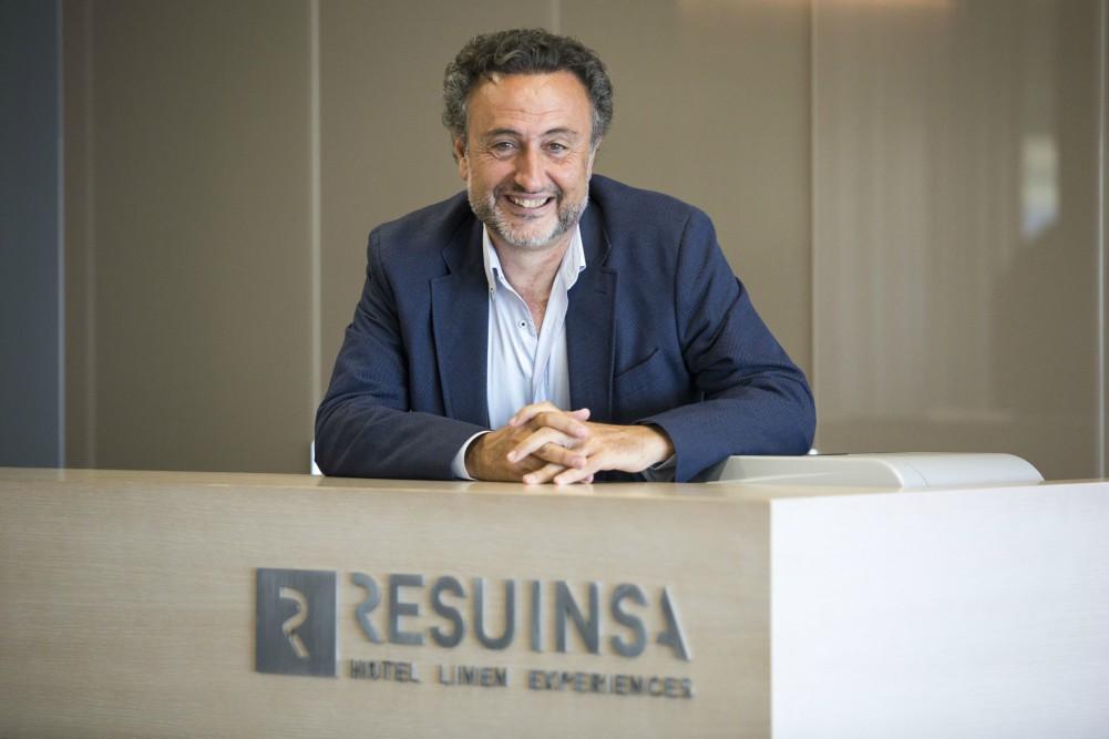 Félix Martí, director general de Resuinsa