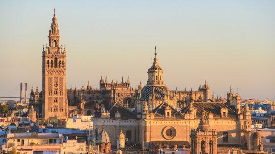 Turismo. Sevilla