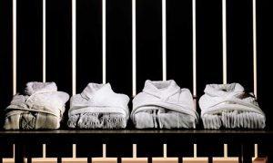 toallas, albornoces, fundas centros SPA y Wellness