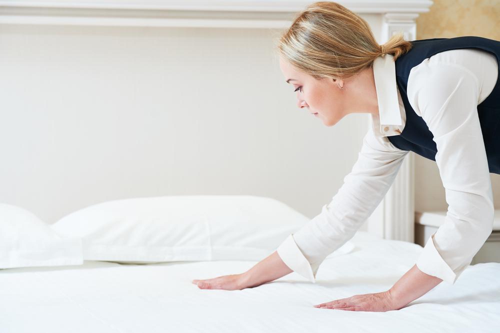 hotel linen tips