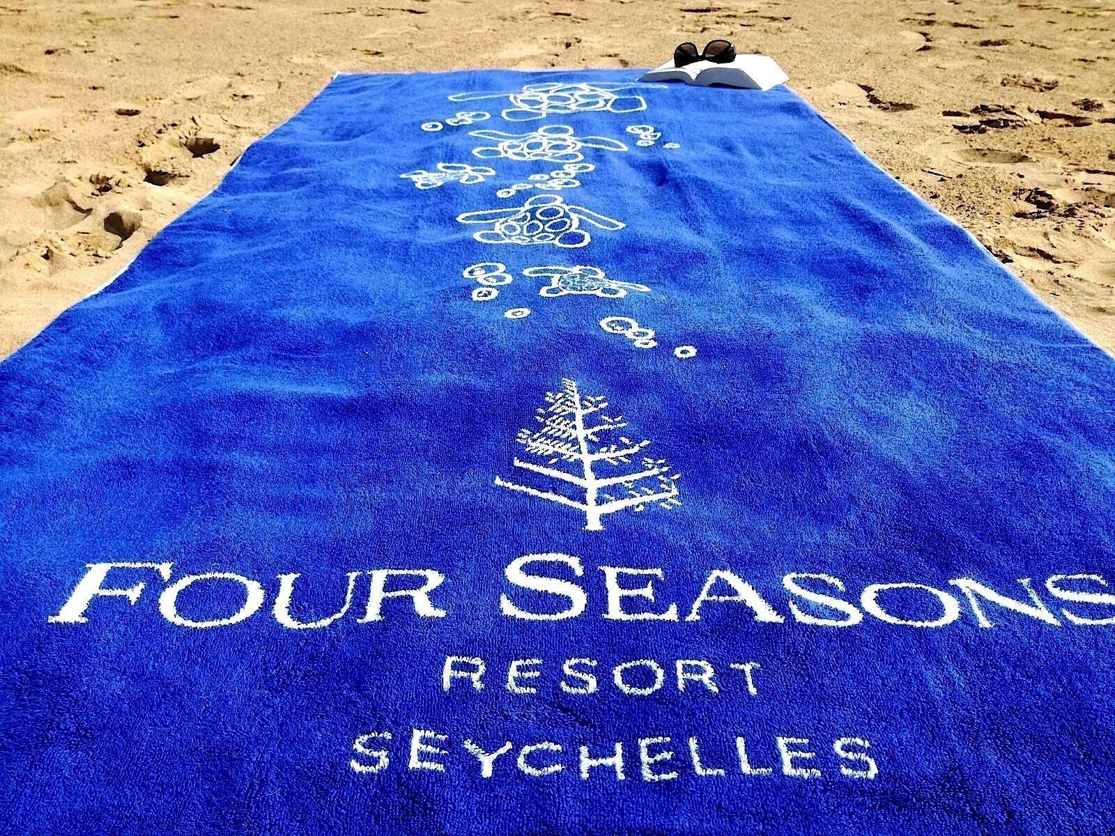 toalla Seychelles